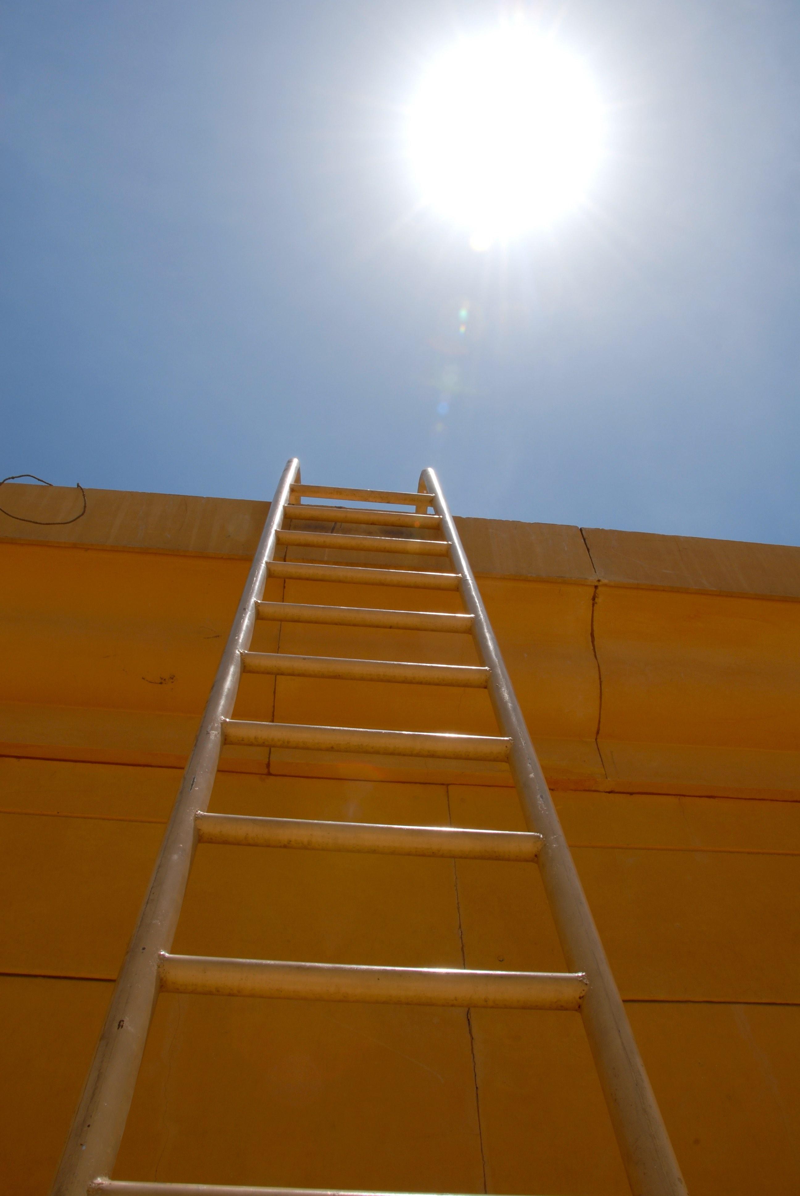 Ladder smaller